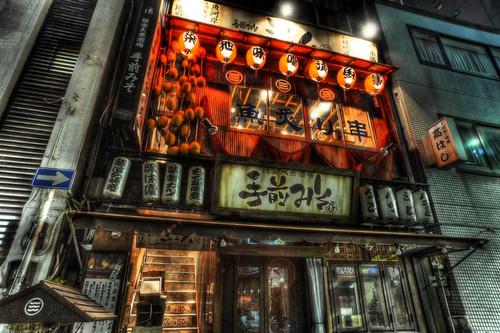 Japanese-IZAKAYA@Gotanda