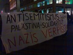 Kundgebung gegen NPD