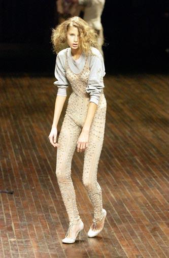 Anorexic Fashion Models Auschwitz