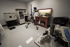 SLA Clean room with FARO Arm