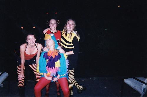 Roommates halloween 2003