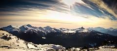 Whistler Panoramic (andwat72) Tags: winter snow canada ski whistler fuji skiing adobe f11 lightroom