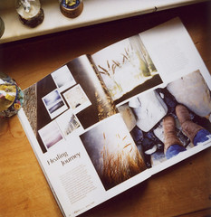 . (SusannahConway) Tags: magazine artfulblogging awholesevenpages