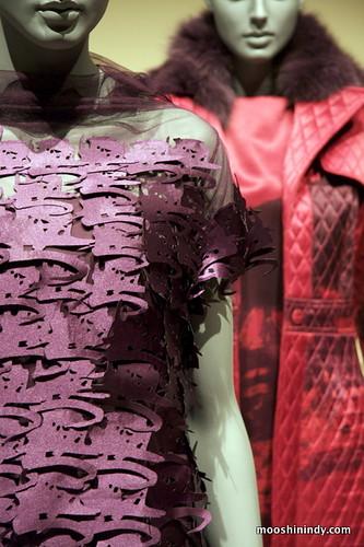 Vivienne Tam Fall '09 Show