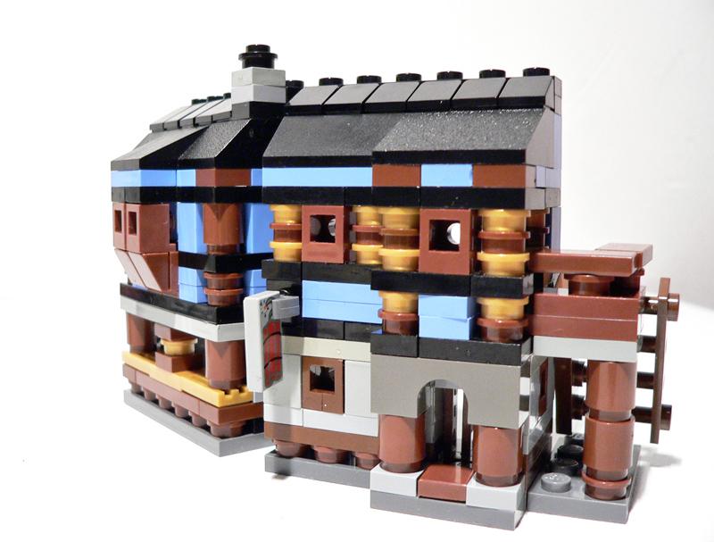 Classic-Castle.com • View topic - Miniature version of 10193 ...