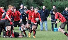 Campbell v Regent (Eric Blayney) Tags: rugby medallion campbell regent