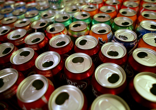 Sea of Cans