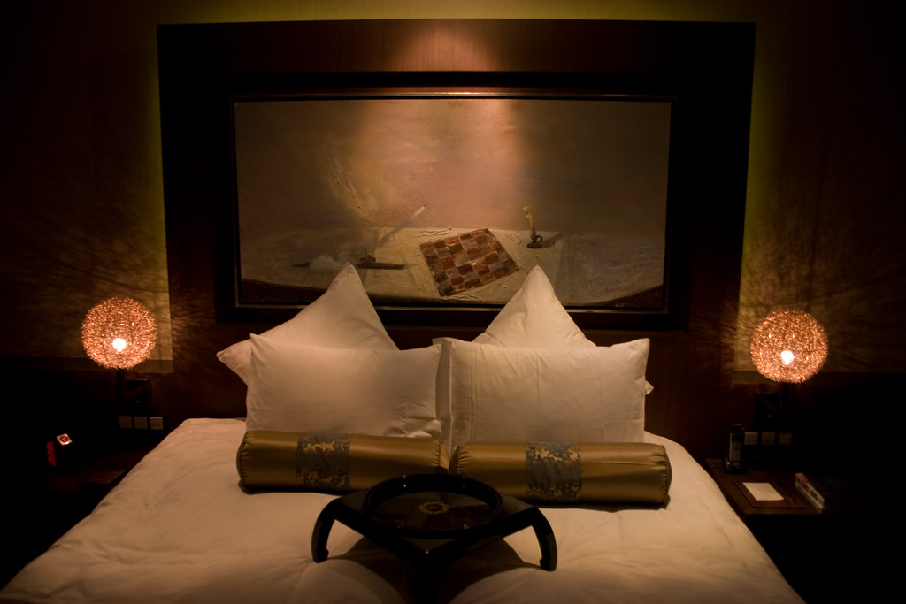 Bed At Pudi Boutique Hotel