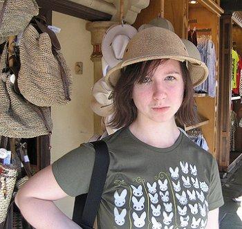 Melissa-Pith Helmet