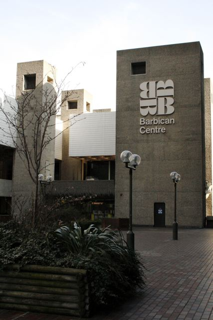 Barbican Centre, London