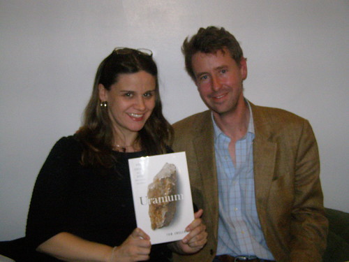 "Tom Zoellner and I and His New Book, ""Uranium"""