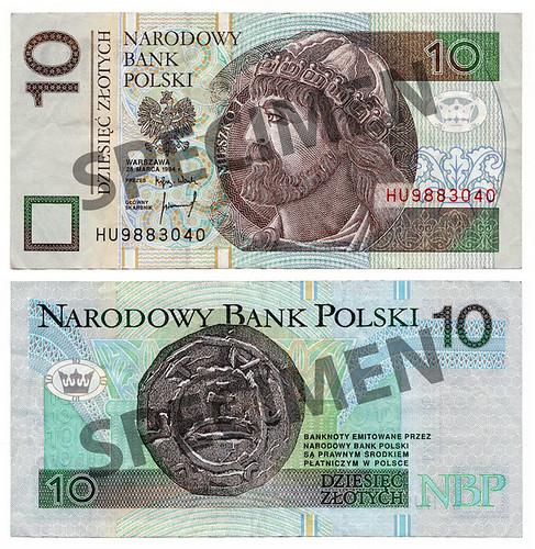 ten zloty