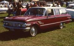 1963 Comet 2 door wagon (Ambulance) (carphoto) Tags: stationwagon oldautos 1963mercurycometambulancewagon bothwelloldautoscarshow2004 ©richardspiegelmancarphoto