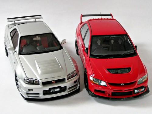 Nismo Nissan Skyline R34 GTR Z Tune Cars Image