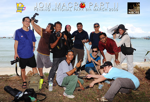 Jom Macro Part II @ Penang National Park