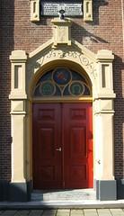 Middelstum NL (carina 10) Tags: door church doors nederland porte groningen kerk tr deur tren dr deuren middelstum deurtje