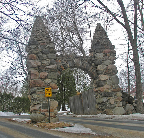 Northome Stone Arch