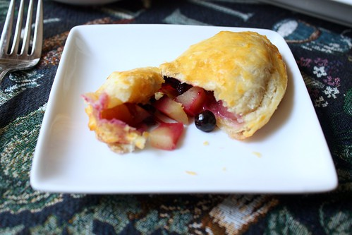 Apple Blueberry Handpie
