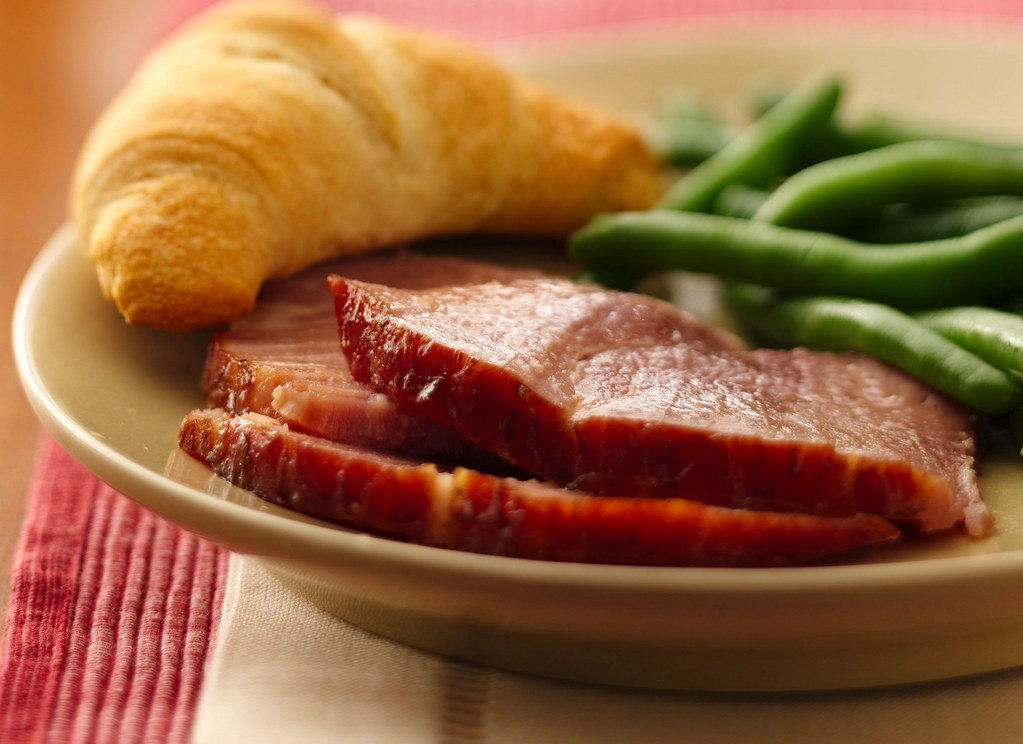 Honey-Dijon Ham Recipe