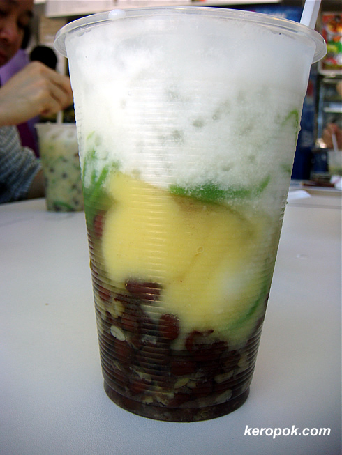 Vietnamese Ice Kachang