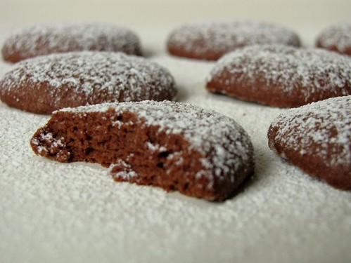 Eggless Chocolate Melting Moments Recipe