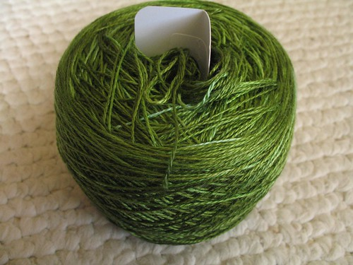Neighborhood Fiber Co. Penthouse Silk Lace