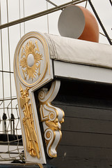 Portsmouth_DSC_7923-recrop (Gary Richards) Tags: portsmouth warrior portsmouthharbour hmswarrior nikkor18200mmvr nikond80