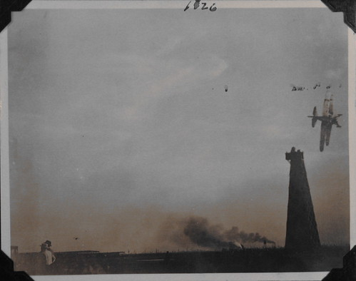 Warbird picture - Curtiss P-1 - Army Hawk rounding pylon at North Air Races, Philadelphia, 1926