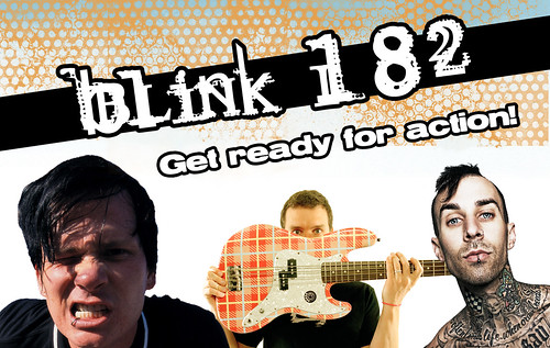 Blink 182 Wallpaper. I really wanted a link-182
