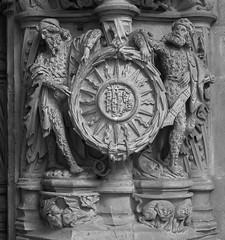 Burgos Cathedral: Contables' Chapel (Dmitry Shakin) Tags: sculpture church spain cathedral burgos castillayleon