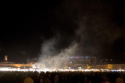 Djeema el Fna, Marrakech, Morocco