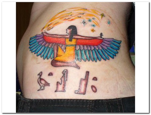 Egyptian Tattoo Pictures : Beautiful Art of Tattoo