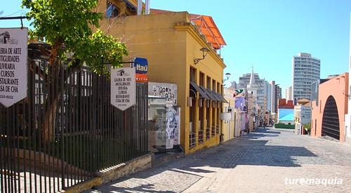 Roteiro pelo Centro Histórico de Curitiba