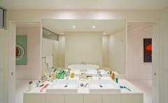 pool bathroom (ghee) Tags: building pool architecture canon bathroom mirror contemporary interior wide sigma australia queensland 5d portdouglas 1224mm sinks accomodation ghee gwp poolportdouglas
