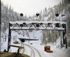 Northern Pacific: East Portal Stampede Pass (TrackWalker) Tags: railroad np stampedepass northernpacific northernpacificrailroad