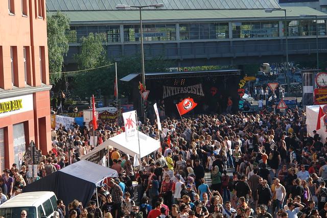 Barrio Antifascista Berlin Kreuzberg