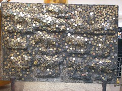 100_3693 (sadisticspice) Tags: coins chiangmai doisuthep offerings