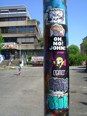 Sunny day (List_84) Tags: john germany sticker no camo list oh wuppertal combo saia collabo dijus 2efs