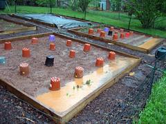 garden flood
