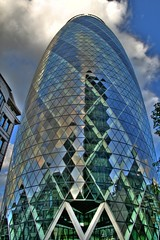 The Gherkin - London (Biscuits_yum) Tags: thegherkin londonhdr