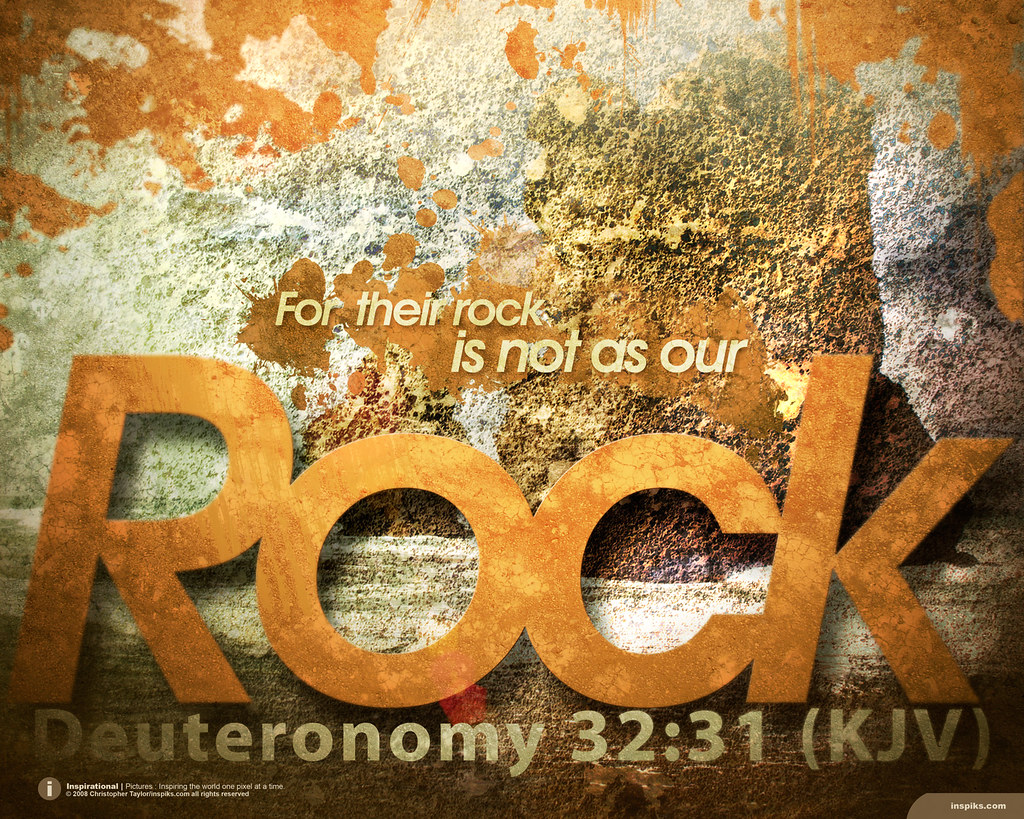 Deuteronomy 3231 Free Christian Wallpaper Download