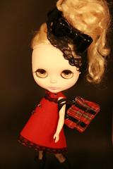 Samara gift to Clara!