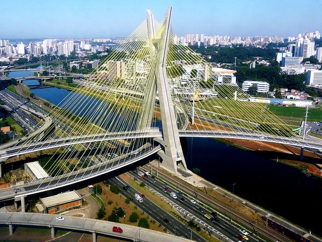 [组图] 异想天开 看全球18大怪异桥梁(19P) - 路人@行者 - 路人@行者