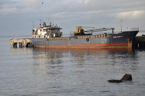 RoRo Port in Maasin Leyte