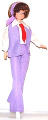 LOTSA LAVENDER (Virgin-Archer) Tags: vintage toys mod dolls barbie clone maddiemod teenagefashiondoll