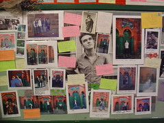 Salford Lads Club: The Smiths Room