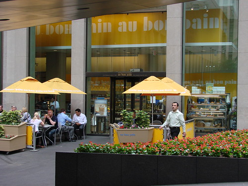 Au Bon Pain on 50th St in Midtown
