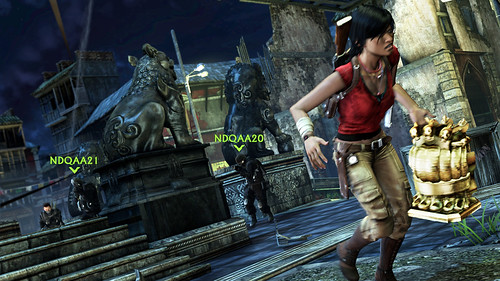 Uncharted 2 Among Thieves Chloe