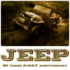 My 65 years D-DAY tribute (essichgurgn) Tags: road 2 6 3 ford beach water wheel vintage gold drive movement all jeep belgium zoom 5 4 wwii 7 4wd off days toledo american cj overlord sword ww2 mission oldtimer omaha mito ww amc operation blitz airborne normandy dday mb engineer myth awd commander juno willys active engineers mythos bantam zooming fording gpa aubel 06061944