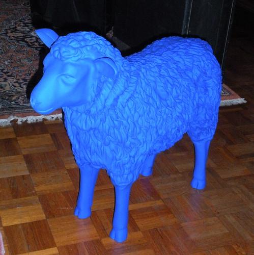 Het Blauwe Schaap